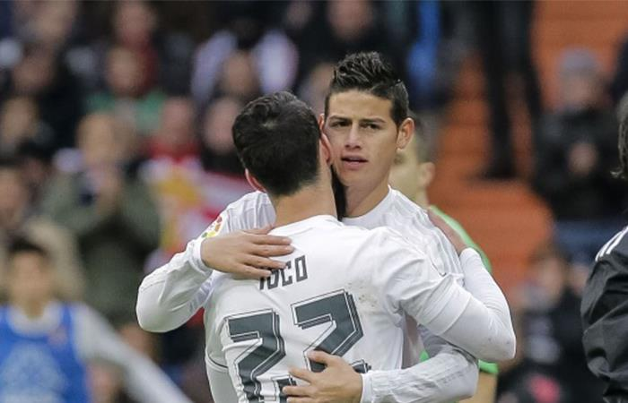James Rodríguez: ¿Qué pasó con él antes de incorporarse a la selección?