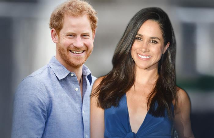 El príncipe Harry confirma su romance con la actriz Meghan Markle