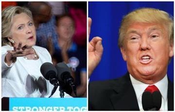 Elecciones de EEUU: Deportistas que apoyan a Hillary Clinton y Donald Trump
