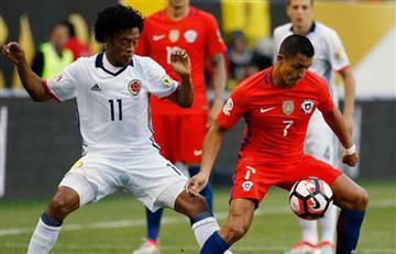 Eliminatorias: La mala noticia de Chile que favorece a Colombia
