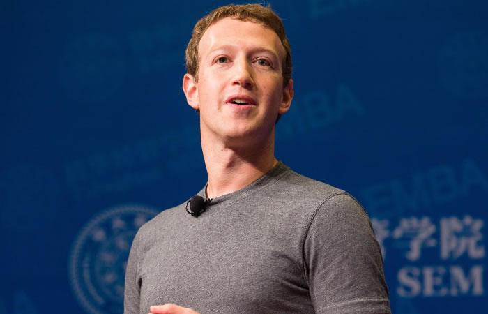 Mark Zuckerberg pide a ciudadanos votar. Foto: Facebook