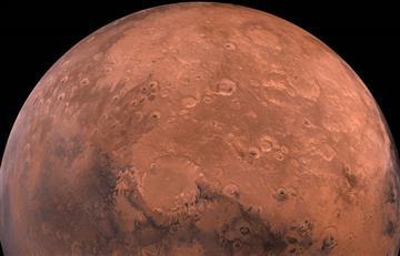Marte: Hallan supuesta mujer muerta