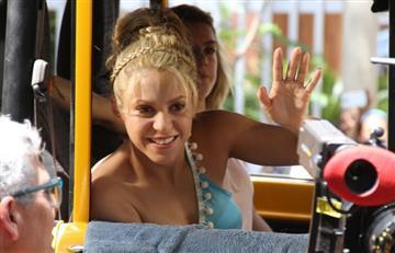 Shakira no podrá estar presente en los Latin Grammy