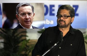 """""""Uribe no quiere ningún acuerdo de paz"""": Iván Márquez"""