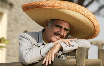"""Vicente Fernández confía en que """"un loco"""" como Trump no gane"""
