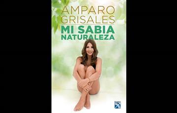 Amparo Grisales: Presenta su libro 'Mi sabia naturaleza'