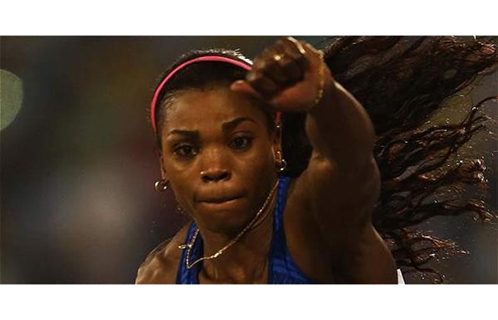Caterine Ibargüen no es finalista como mejor atleta del 2016