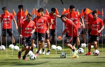 Chile trabaja incompleto en Barranquilla