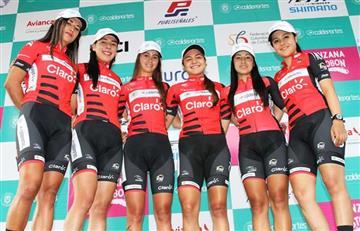 Con la presentación de equipos empezó la I Vuelta a Colombia Femenina