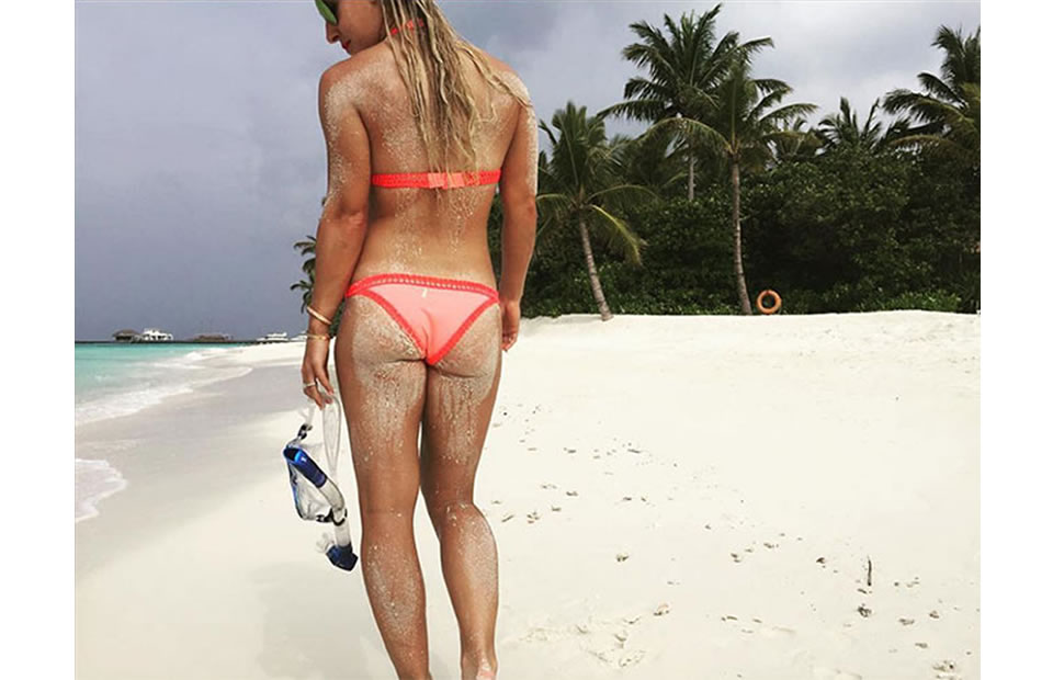 Dominika Cibulkova luce su explosiva figura y paraliza Instagram