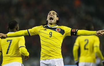 Falcao vs. Chile: Vuelve 'el tigre', el gran goleador