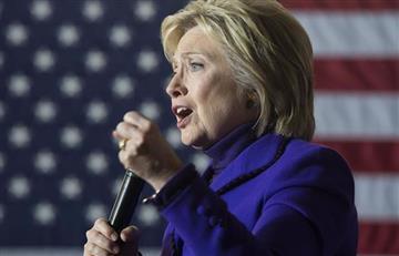 Hillary Clinton rompe su silencio tras la derrota