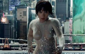 Scarlett Johansson sorprende en 'Ghost in the Shell'