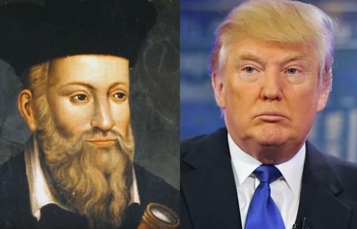 Donald Trump: Nostradamus y sus catastróficas predicciones
