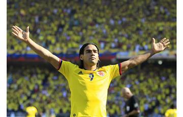 Falcao García: capitán de la Selección Colombia por votación