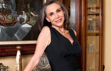 Florinda Meza sorprende en Medellín