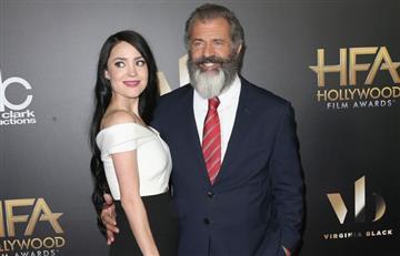 Mel Gibson será padre de su noveno hijo a los 60 años
