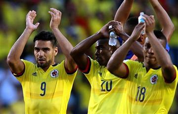Selección Colombia: Alineación oficial ante Chile