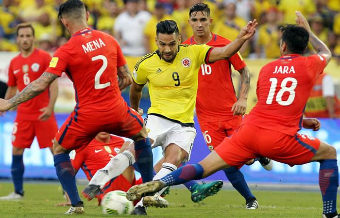 Selección Colombia: Así  fue el emotivo recibimiento a Falcao