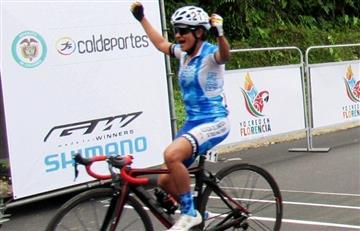 Vuelta a Colombia Femenina: Etapa y liderato para Ana Cristina Sanabria