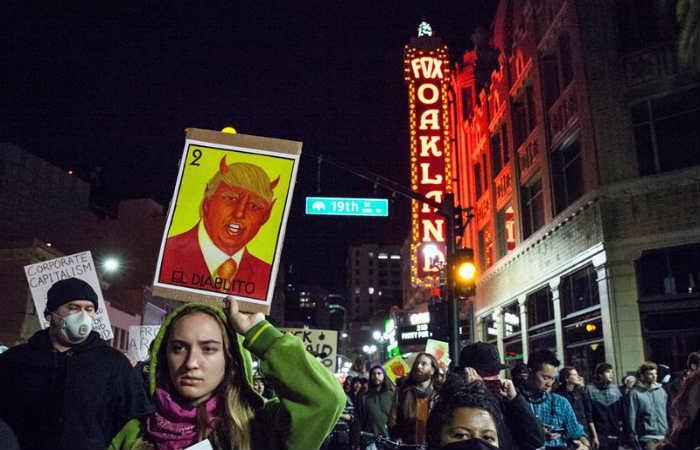 Donald Trump: El detonante de las protestas en Estados Unidos