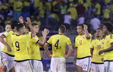 Eliminatorias Rusia 2018: Así quedó la selección Colombia en la tabla
