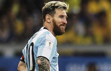 """Messi: """"A Colombia le debemos ganar como sea"""""""