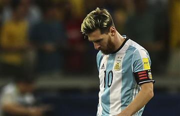 "Messi: ""Tenemos que salir de esta mierda"""