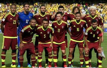 Venezuela golpeó fuertemente a Bolivia