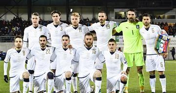 España, Israel e Italia golearon a sus rivales