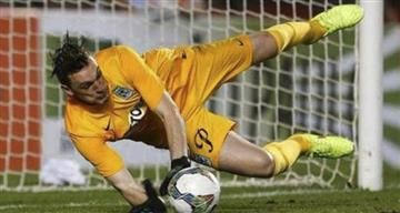 Armani quiere formar parte de la Selección Colombia