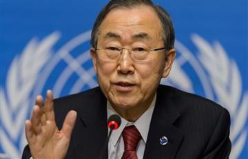 Ban Ki-moon felicita a Colombiapor el acuerdo de paz modificado