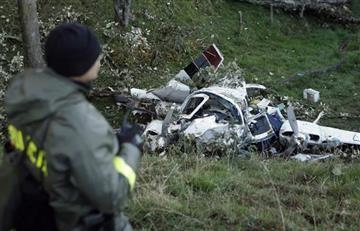 Accidente aéreo en Frontino, Antioquia, deja un muerto