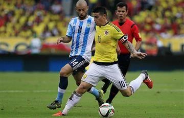 Argentina vs Colombia: Previa, datos y alineaciones