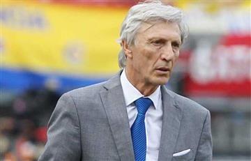 """José Pékerman: """"todos saben que Colombia puede dañar a cualquiera"""""""