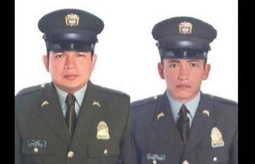 Recompensa de 50 millones, tras asesinato de policías en Casanare