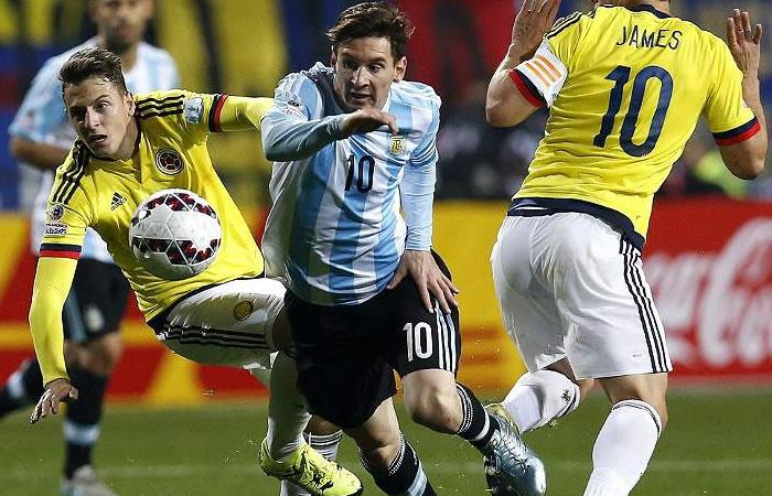 Argentina vs Colombia: Lo que usted no sabe de este partido