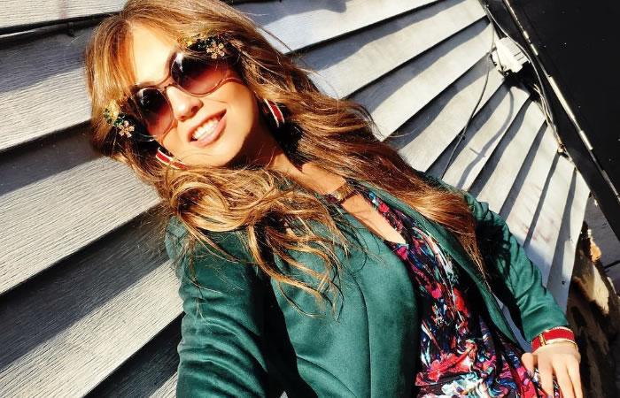Instagram: Thalía en Pijama y sin maquillaje ¿Te la imaginas?