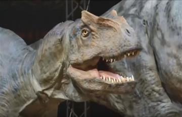 Japón hará posible Jurassic Park