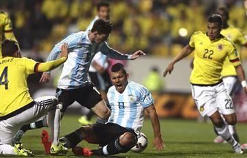 La pesadilla de Messi hace parte de la Selección Colombia