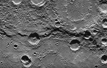 Mercurio: Descubren posible entrada a otro mundo