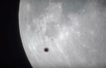 OVNIS sobrevolaron la superluna