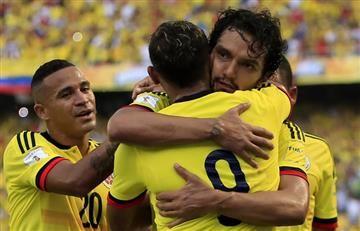 Selección Colombia: Alineación oficial ante Argentina