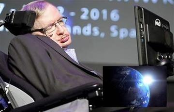 Tierra: Stephen Hawking revela cuánto tiempo queda de vida