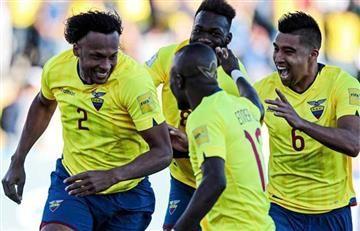 Ecuador ganó a Venezuela y terminó el 2016 más cerca de Rusia 2018