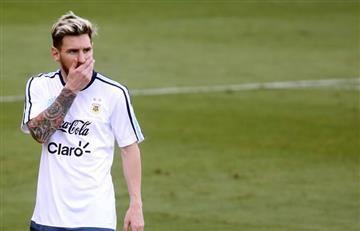 Lionel Messi y la selección Argentina no volverán a hablar con la prensa