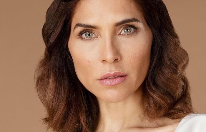 Lorena Meritano más bella que nunca tras superar el cáncer