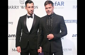 Ricky Martin propone matrimonio a su novio