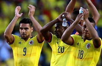 Selección Colombia: Así va en la tabla de posiciones