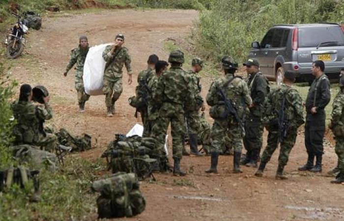 Condenan a 21 militares por